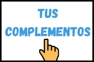 5 ¡Tus complementos!